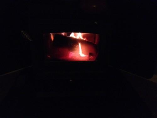 Baker's Dozen: 9:09 PM: Fire good.