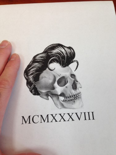 2:53 PM: Concept rendering for a tattoo on Saturday.