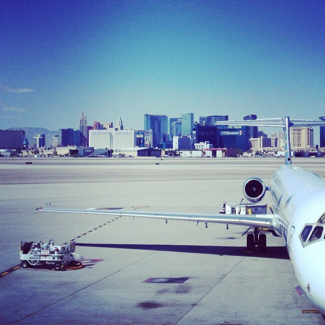 Goodbye Vegas. Until next we meet.