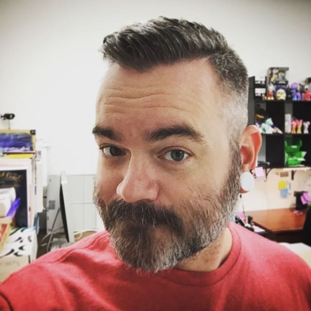 Hair cut achievement unlocked. I couldn't take the longer hair anymore.