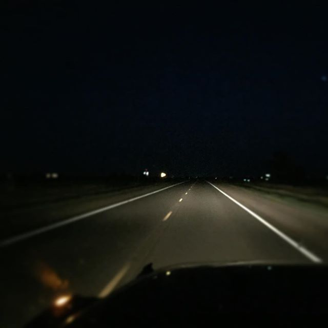 Lost highway, Kansas edition.