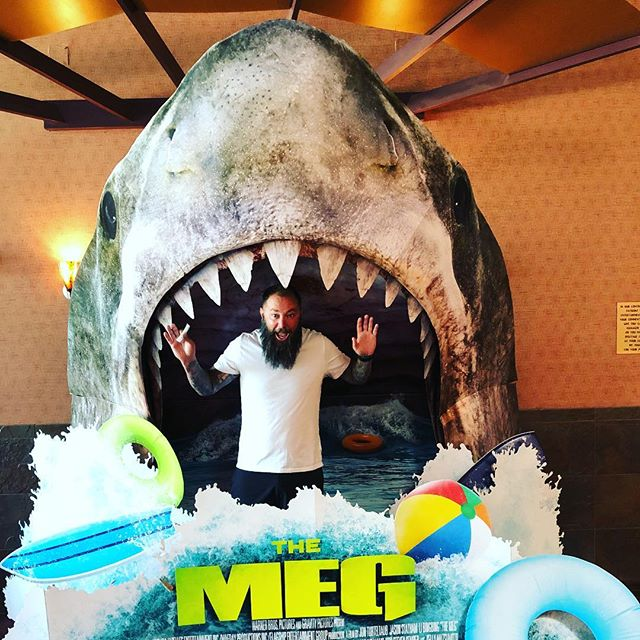 Poor Meg... I think it's about to get a mouthful.