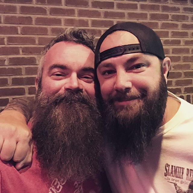 I almost missed this one, but today is #nationalbestfriendday. I am fortunate to have two: one is my Husbear; and then I have my bestest buddy Patrick. This man means more to me than I could ever express adequately in words. Thank you Patrick for everything you have done for me. I love you.