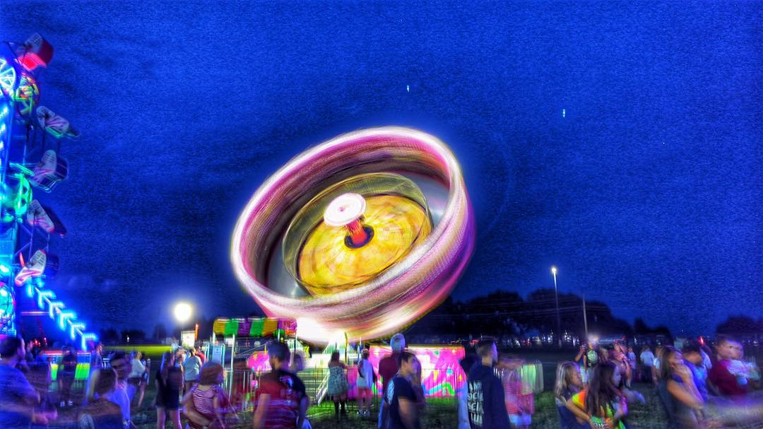 Whirling. #bentoncountyfair