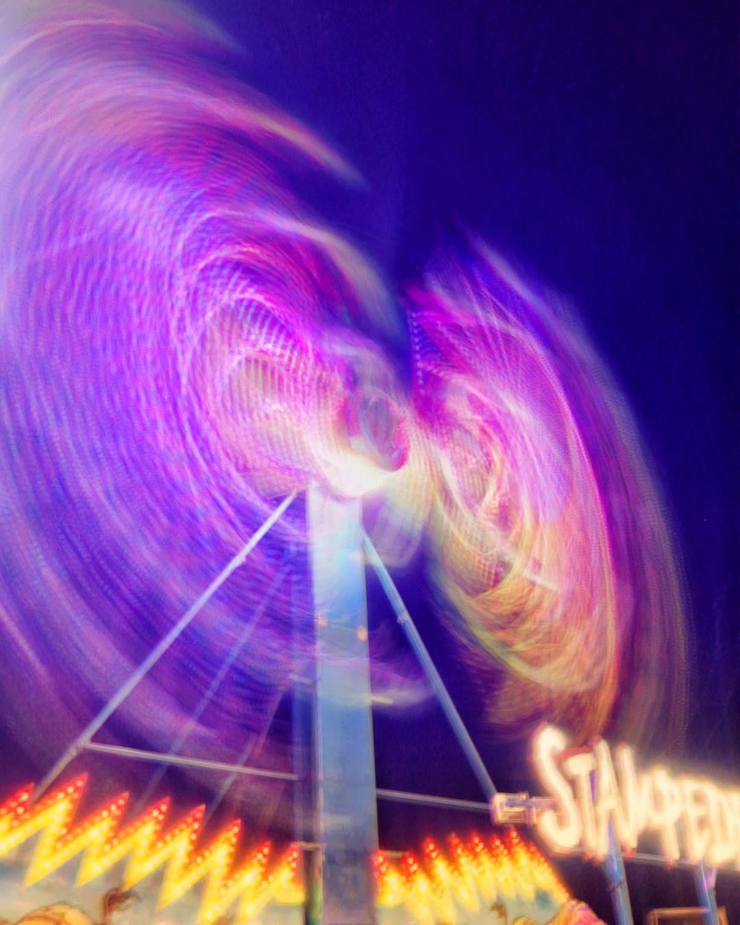 Swirly. #bentoncountyfair