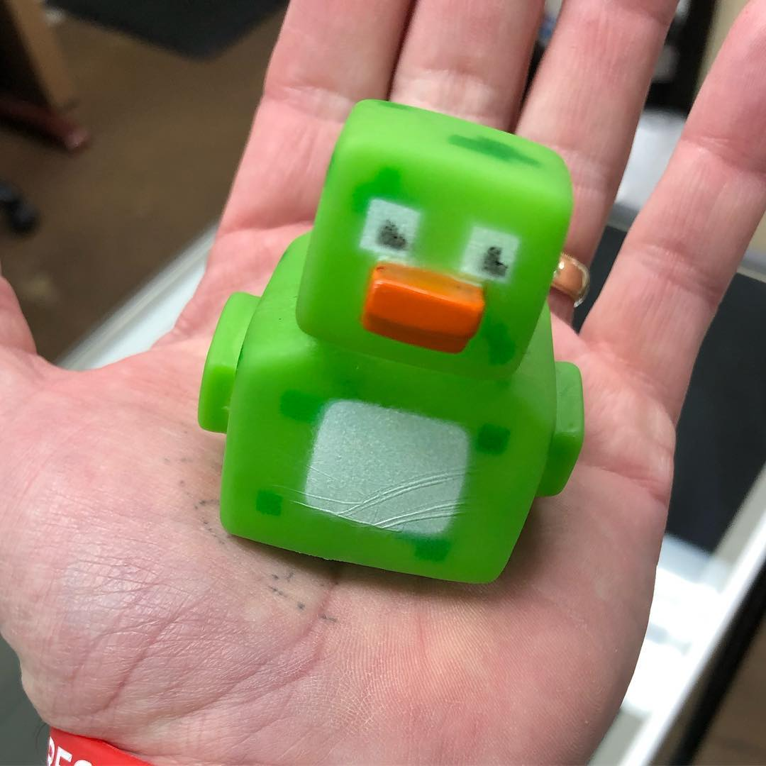 Squareducky! Thank you, Bestest buddy!
