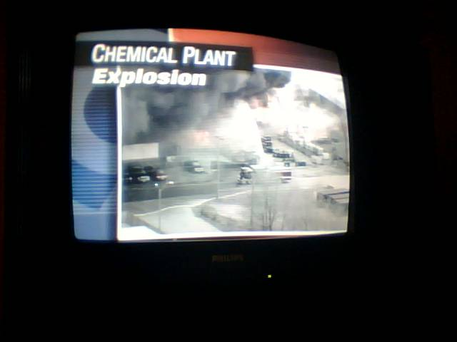 KCMO Chemical Plant explosion